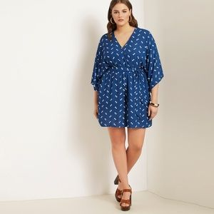 Eloquii Kimono Sleeve Romper 14
